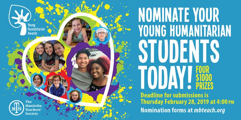 Young Humanitarian Awards