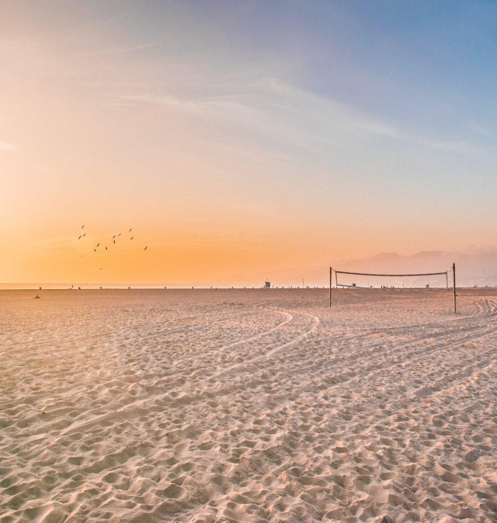 Beach Volleyball Event